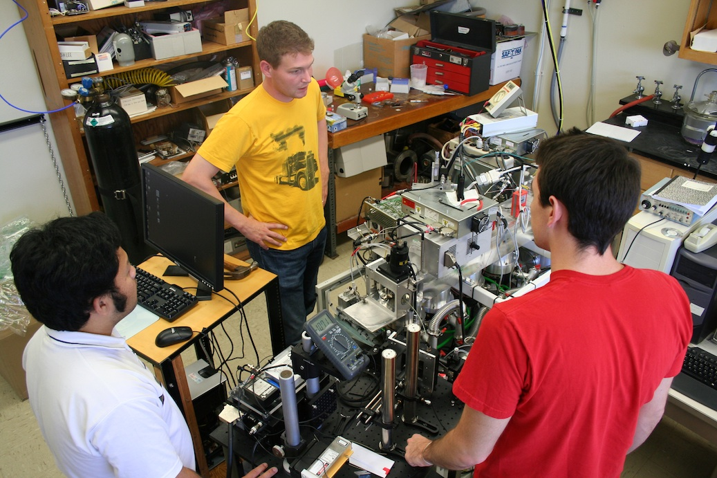Instrument Development in the Bowers Lab